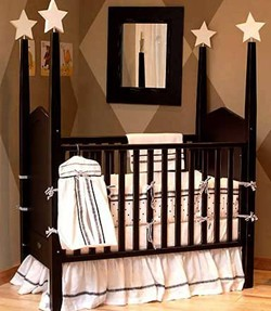 Baby Bedding and Crib