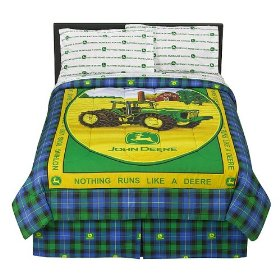 john deere bedding will make for pleasant dreams bedding