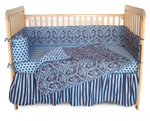 blue_brown_damask_crib