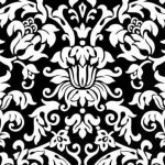 reverse-damask-bedding-pattern