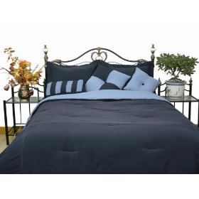 Blue Comforter Set