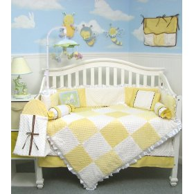 Yellow Is The Universally Accepted Color For Crib Bedding When Of Baby