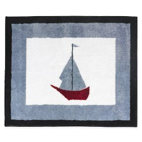 Come Sail Away Accent Rug