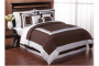 Chocolate Hotel Bedding