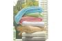 pastel cotton blankets