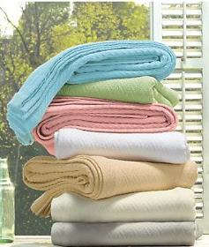 linensource cotton blankets