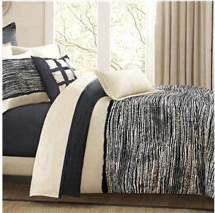 black bedroom on brushstroke black and cream comforter set twin full
