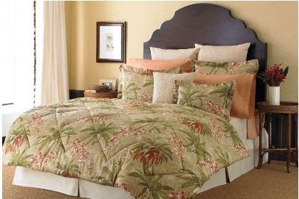 tommy bahama bedroom sets. Tommy Bahama Viscaya Tropical Bedding