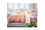 pink matelasse bedspread
