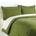 olive comforter