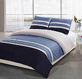 nautical blue and white bedding