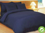navy blue duvet set