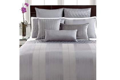 hotel bedding has a new look