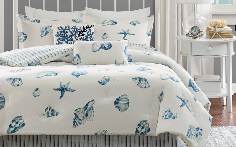 Beach House Bedding Set