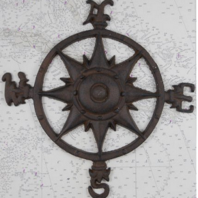 iron compass