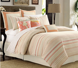 Hint of Floral Summer Bedding
